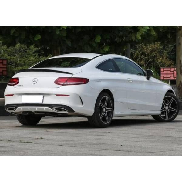 WING MERCEDES W205 AMG COUPE CARBON LOOK