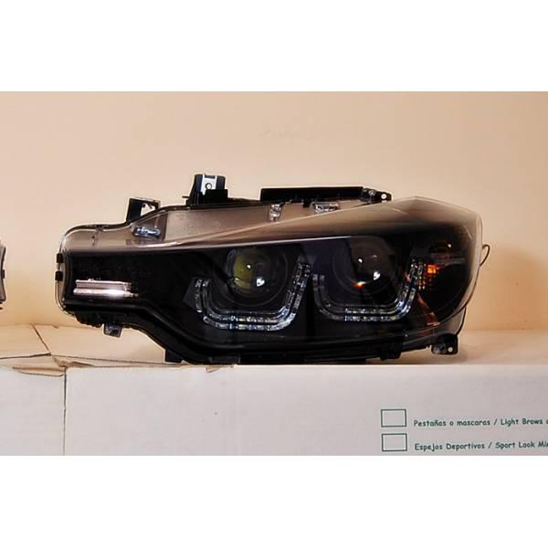 PHARES BMW F30 / F31 CHROME