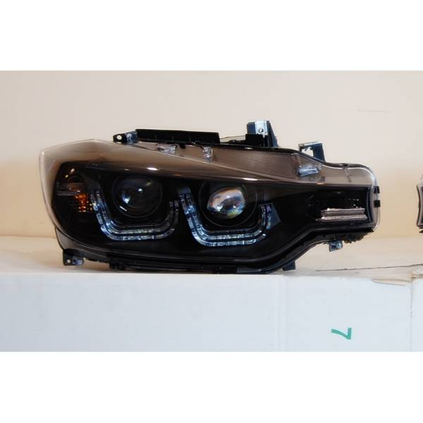 HEADLIGHTS BMW F30 / F31 CHROMED