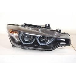 SET OF HEADLAMPS BMW F30 / F31 2012 BLACK