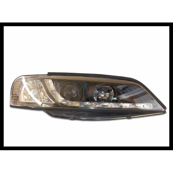 HEADLAMP DAYLIGHT OPEL VECTRA B '96 BLACK