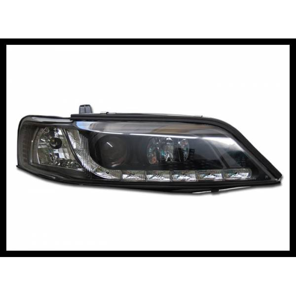 HEADLAMP DAYLIGHT OPEL VECTRA B '99 BLACK