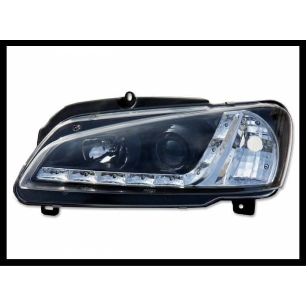 DAYLIGHT PHARES PEUGEOT 106 '96 BLACK