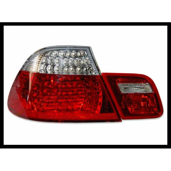 REARLIGHTS BMW E46 2003-2005 2P RED LED