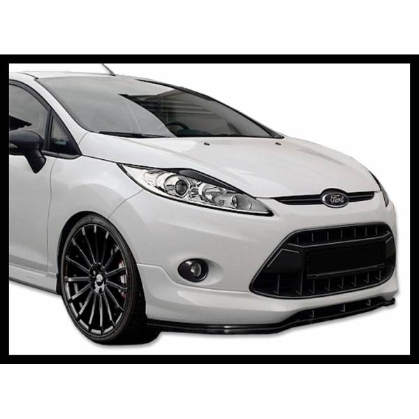 FRONT SPOILER FORD FIESTA ST ABS '09