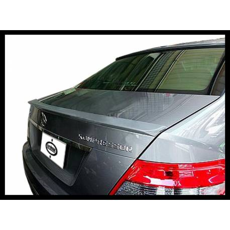 Mercedes C Class W204 AMG Look Boot Lip Spoiler - GRP