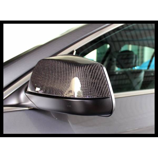 CARBON MIRRORS COVER BMW F10 / F11