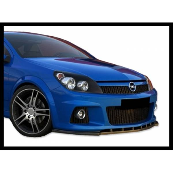 FRONT SPOILER OPEL ASTRA H OPC ABS