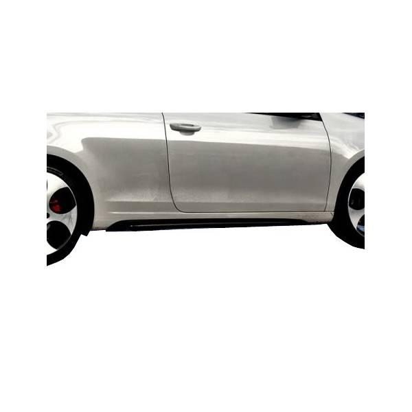 SEITENSCHWELLER VW GOLF 6 GTI LOOK