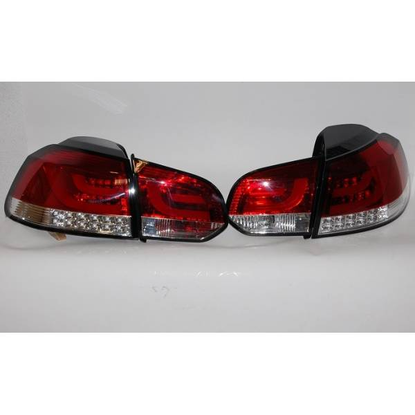REARLIGHTS CARDNA LIGHTBAR INTERM VOLKSWAGEN GOLF 6 LED