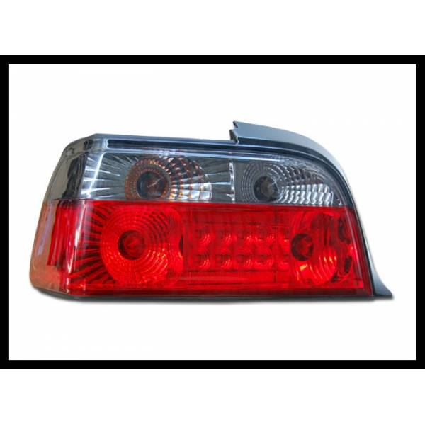 REARLIGHTS BMW E36 2P. RED SMOKED