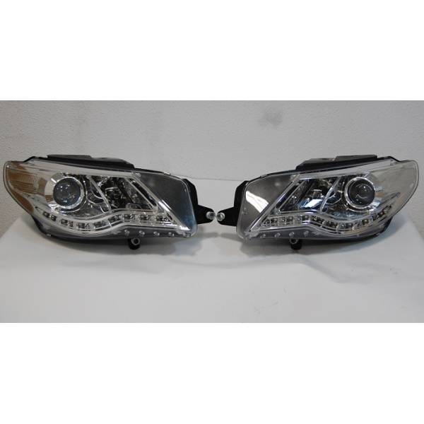 HEADLIGHTS VOLKSWAGEN PASSAT CC 08-10 DAYLIGHT