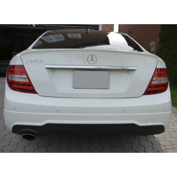 WING MERCEDES W204 C63 AMG COUPE 07-13