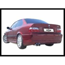 PARAGOLPES TRASERO BMW E36 TIPO M3 E46
