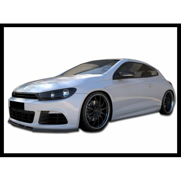 FRONT SPOILER SCIROCCO (R) 2008-2013 ABS