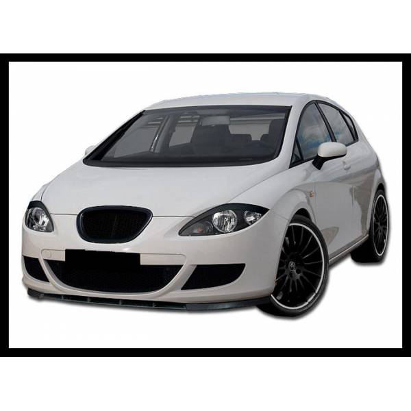 FRONT SEAT LEON SPOILER 05-08 ABS