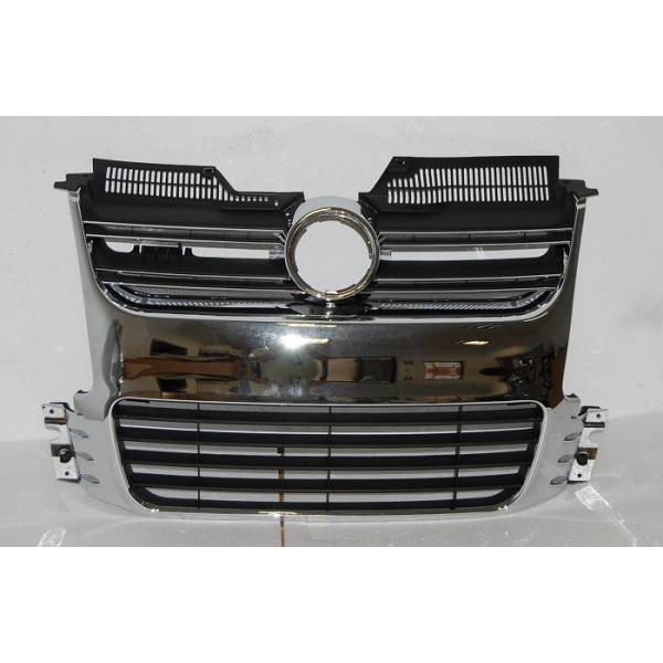GRILL VOLKSWAGEN GOLF MK5 R32 ABS CHROME