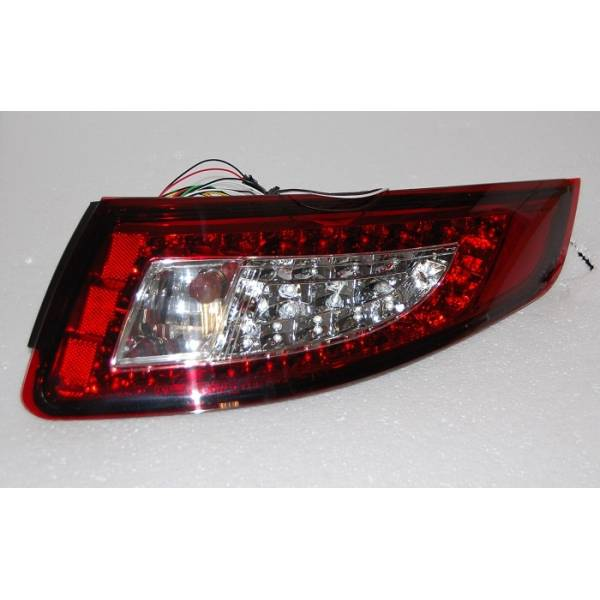 REARLIGHTS PORSCHE 997 '05'09, LED RED