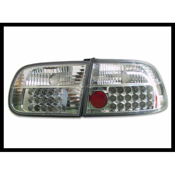 TAILLIGHTS HONDA CIVIC 3P '92.