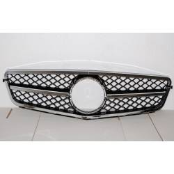 GRILLE MERCEDES W204 2011-2014 LOOK AMG