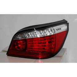 PILOTOS LED BMW E60 RED, INTERMITENTE LED