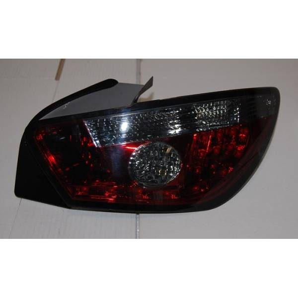 REARLIGHTS SEAT IBIZA 3P '08 LED SMOKED
