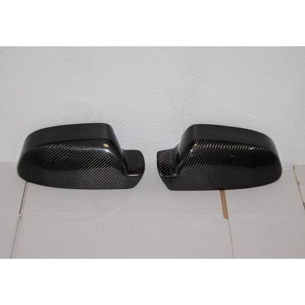 CARBON MIRRORS COVER AUDI A4 12 L