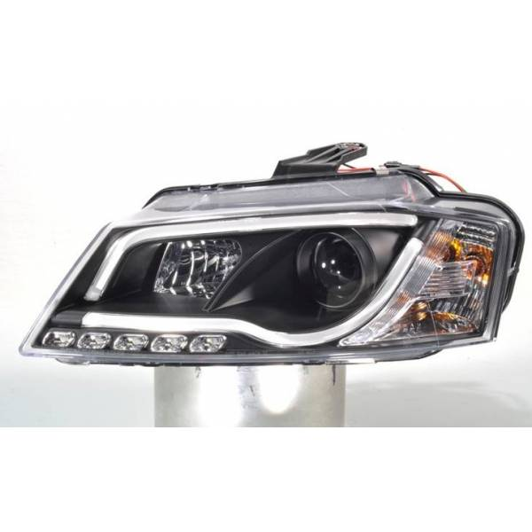 HEADLIGHTS DAY LIGHT AUDI A3 2008-2012 LTI REAL