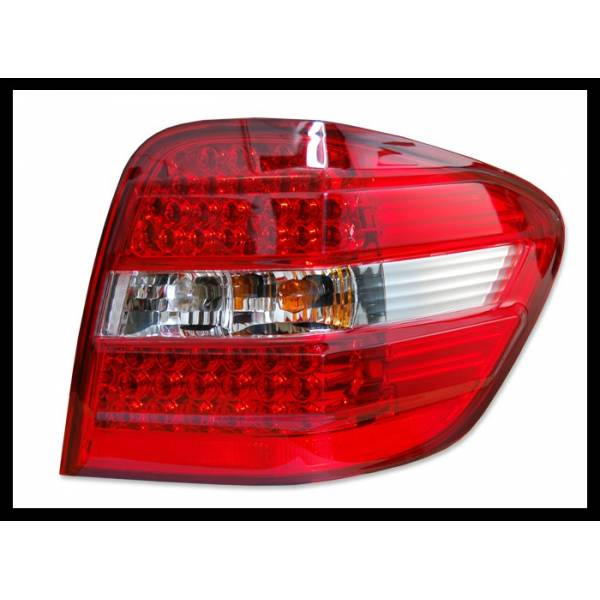 MERCEDES ML W164 REARLIGHTS '06