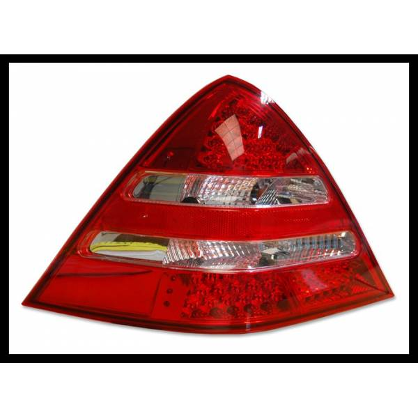 MERCEDES SLK R170 REARLIGHTS 96-04