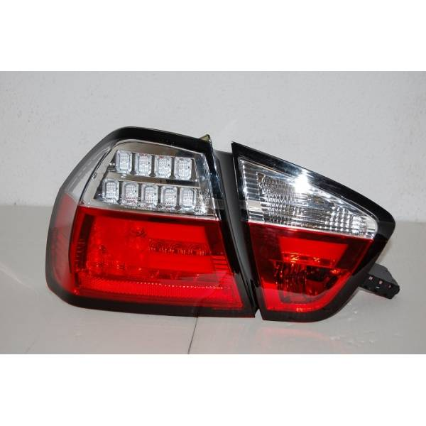 REARLIGHTS BMW E90 LED RED CARDNA