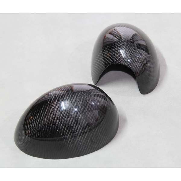 MINI R53 CARBON MIRRORS COVER ELECT