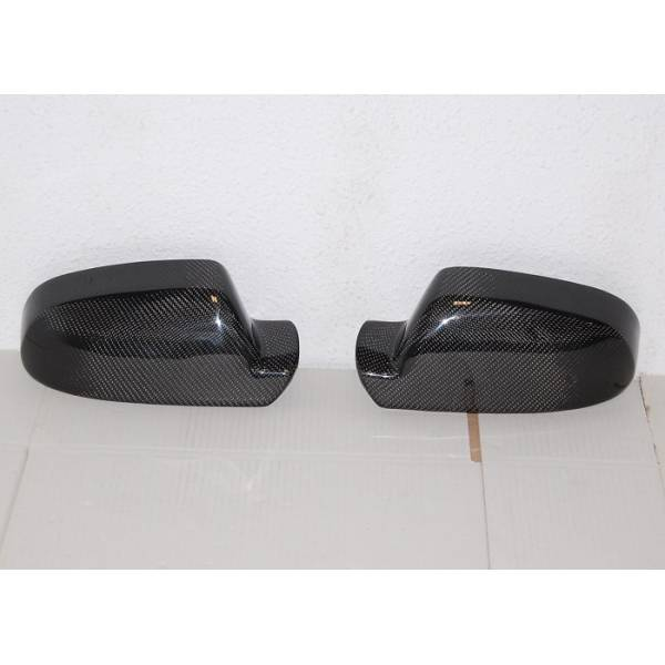 CARBON MIRRORS COVER AUDI A3 2010