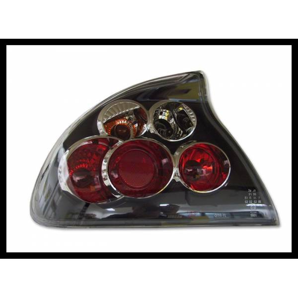 OPEL TIGRA BLACK REARLIGHTS