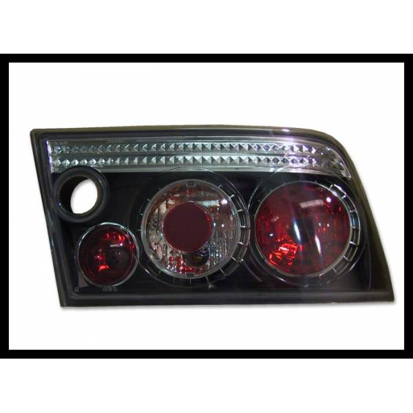 REARLIGHTS OPEL CALIBRA BLACK