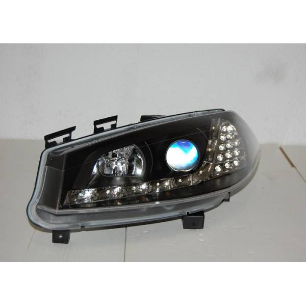DAYLIGHT HEADLIGHTS RENAULT MEGANE '03 FLASHING LED