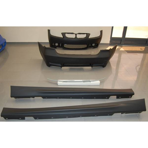 KIT DE CARROCERIA BMW E90 05-08 M3 ABS ALERON