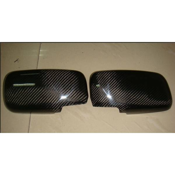 COVERED CARBON MIRRORS MITSUBISHI EVO VII / VIII / IX