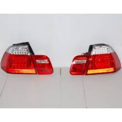 PILOTOS TRASEROS BMW E46 02-05 4P LED