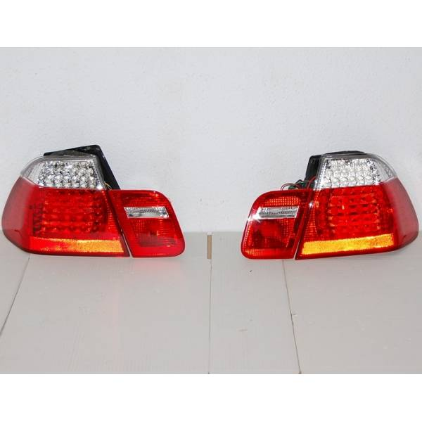 REARLIGHTS BMW E46 02-05 4P LED