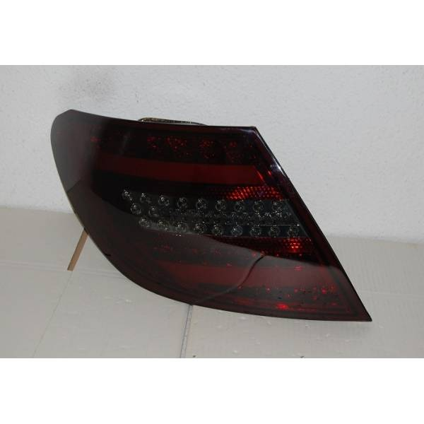 REARLIGHTS CARDNA MERCEDES W204 07-10 SMOKED LIGHTBAR INT. LED