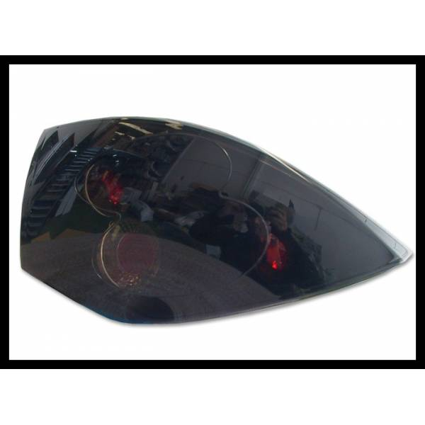 REARLIGHTS RENAULT MEGANE '03 SMOKED BLACK