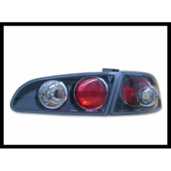 SEAT IBIZA 2002-2007 REARLIGHTS BLACK