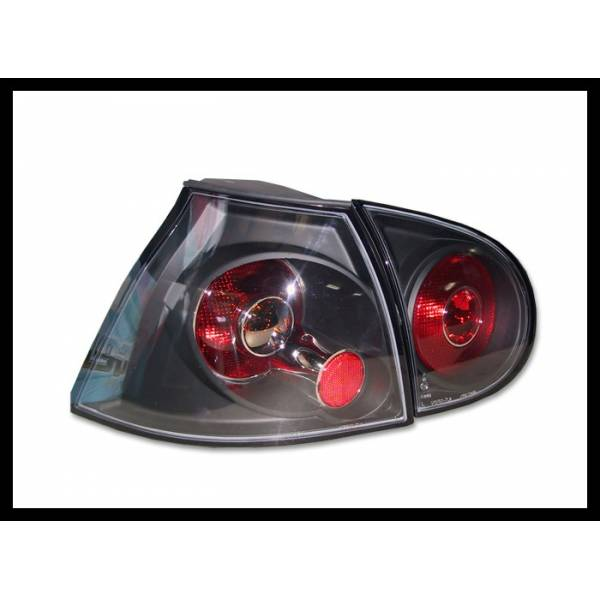 REARLIGHTS VOLKSWAGEN GOLF 5 BLACK