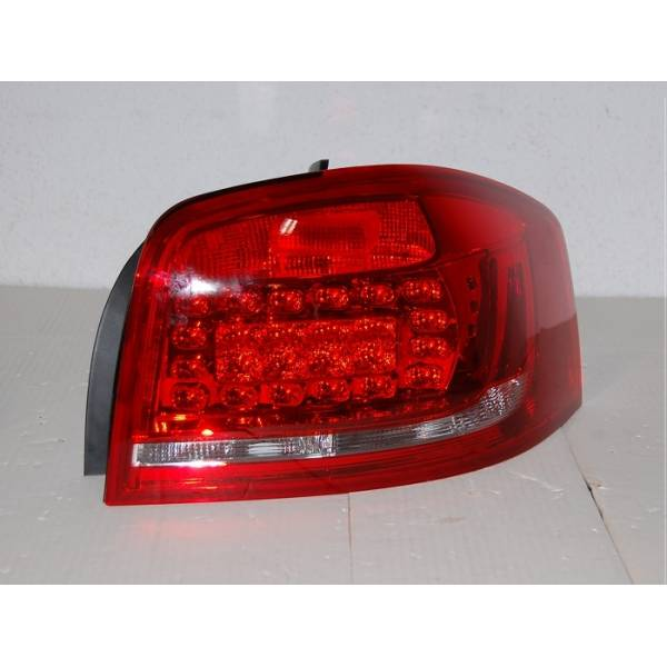 REARLIGHTS CARDNA AUDI A3 09-11 RED LED