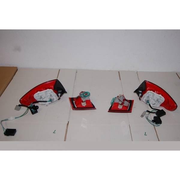 REARLIGHTS CARDNA '04 -08 SPORTBACK AUDI A3 LED RED / BLAC