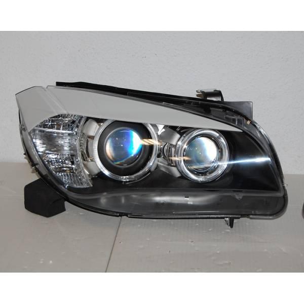 DAYLIGHT HEADLIGHTS DRL BMW X1 09-12 BLACK