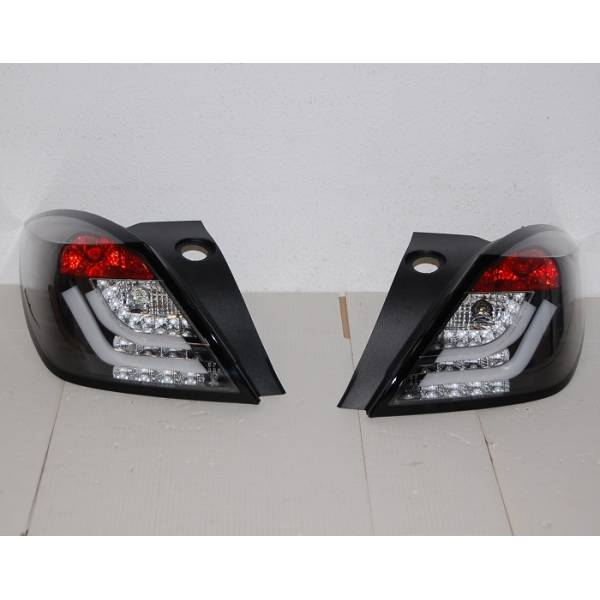 REARLIGHTS CARDNA OPEL ASTRA H 3P 04-08 BLACK LED INT. LED