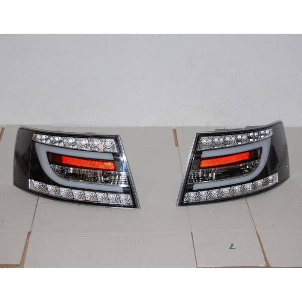 REARLIGHTS CARDNA '04 -08 AUDI A6 LED BLACK LIGHTBAR