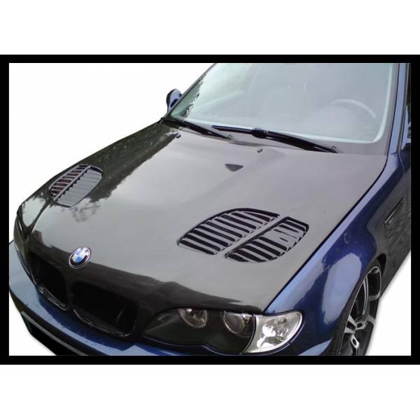 CARBONO CAPO '02 -06 BMW E46 4P. M3 GTR C / T